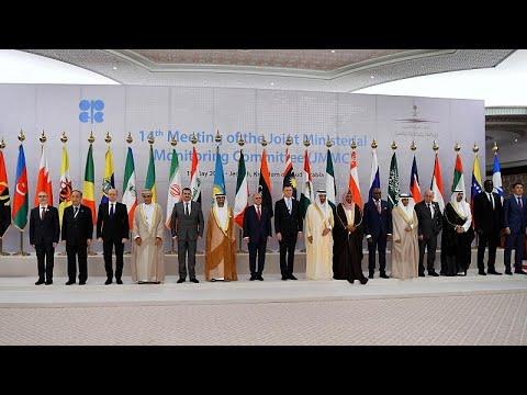 Στη Τζέντα οι υπουργοί του ΟΠΕΚ