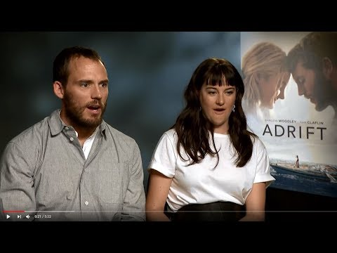 Sam Claflin & Shailene Woodley (un)tie the knot in Adrift interview | Cineworld Cinemas