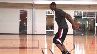 Derrick Brown Training with Accelerate Basketball