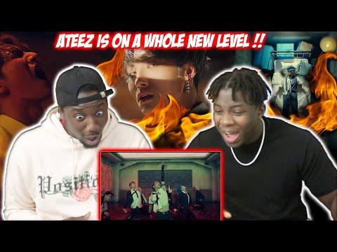 ATEEZ (에이티즈) - 'INCEPTION' MV | REACTION