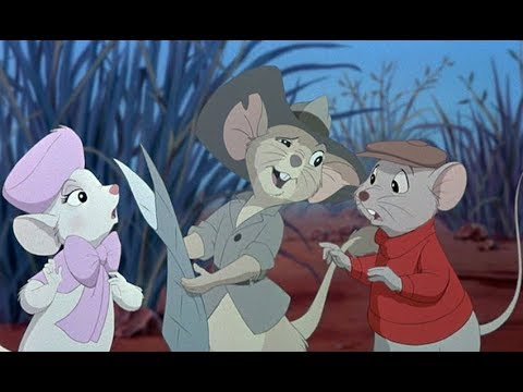 The Rescuers Down Under Animation Movies For Kids