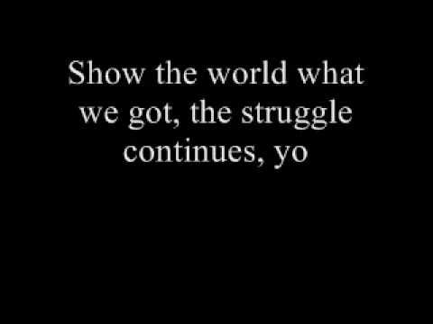 Sizzla - Be Strong - Video Lyrics