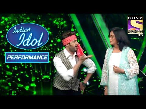 क्या Zeenat Aman होंगी Manish Paul से Impress? | Indian Idol Season 10