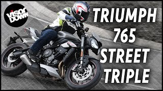 10. Triumph Street Triple 765 Review First Ride | Visordown Motorcycle Reviews
