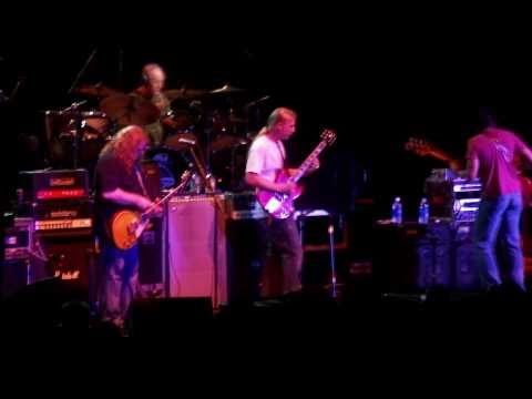 "The Allman Brothers Band – ""Jessica"" (Derek Trucks guitar solo) 8/24/07"