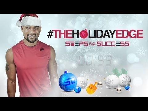 shaun - Welcome to the official kickoff of #THEHOLIDAYEDGE challenge! I know the holidays can be challenging to stick to your fitness and nutrition goals, so during ...