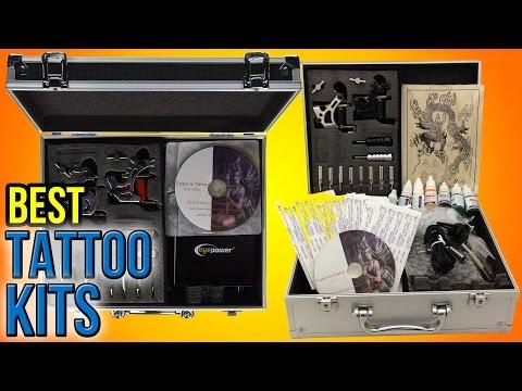 7 Best Tattoo Kits 2016