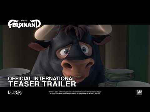 Ferdinand [Official International Teaser Trailer in HD (1080p)]