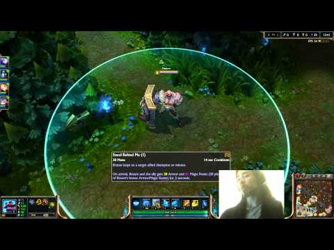 abilities - Full Game as Support: https://www.youtube.com/watch?v=QtPQhS2NBNQ Solo Top Lane: http://www.youtube.com/watch?v=xG4N_GzPUWg Support Game #2: http://www.youtu...
