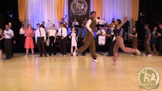 ILHC 2014 - Open Strictly Lindy - Finals - Spotlights