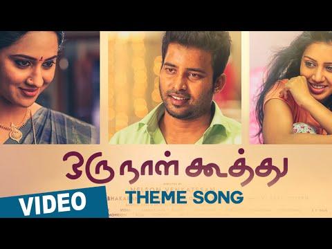 Oru Naal Koothu Theme Promo Video | Dinesh | Mia George | Justin Prabhakaran