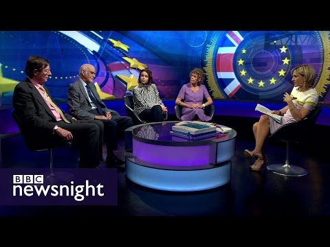 Can We Have Our Brexit Cake And Eat It?  - Bbc Newsnight