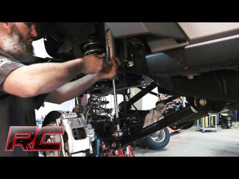 Rough Country's 07-14 Jeep JK 4″ X-Series Suspension Lift Kit (Installation Video)