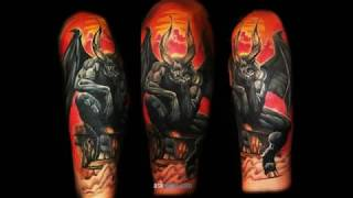 Video 101 Best Demon Tattoos With Meanings MP3, 3GP, MP4, WEBM, AVI, FLV Agustus 2018