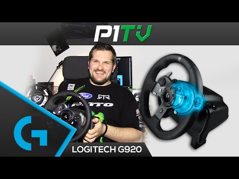 Logitech G920 Driving Force - Hands On, Fakten, Technik, Verarbeitung, Design & TX Wheel Vergleich