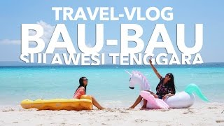 Bau-Bau Indonesia  City pictures : ✈ Travel Vlog: A week in BAUBAU, Southeast Sulawesi