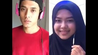 Sudah Ku Tahu - Projector Band (Sheryl Shazwanie duet with Khai Bahar on smule app) Video