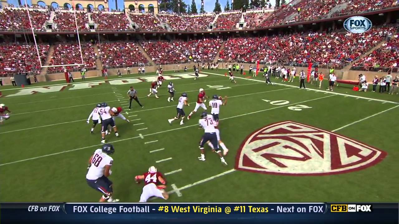 Matt Scott vs Stanford (2012)