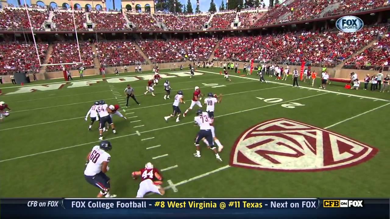 Matt Scott vs Stanford (2012)