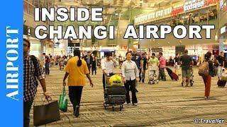 Video Inside Singapore Changi Airport - World´s Best Airport - Our Favorite Airport MP3, 3GP, MP4, WEBM, AVI, FLV Februari 2019