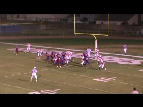 Isaiah Burse High School Highlights video.