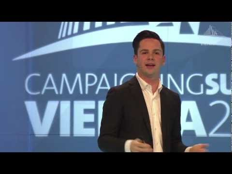 Campaigning Summit Vienna 2013 - Philipp Maderthaner