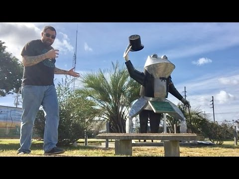 TDW 1655 - The Frog Capital Of The World !