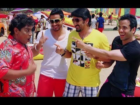 Johnny Lever taken for a ride - Golmaal 3