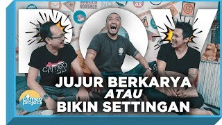 Video POV - BERKARYA ATAU BIKIN SETTINGAN feat. UUS King of Receh MP3, 3GP, MP4, WEBM, AVI, FLV Februari 2019