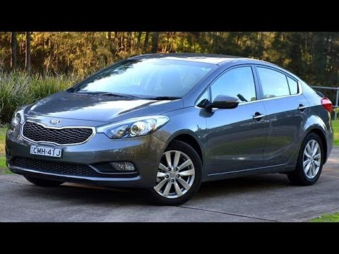 Kia Cerato Si sedan review
