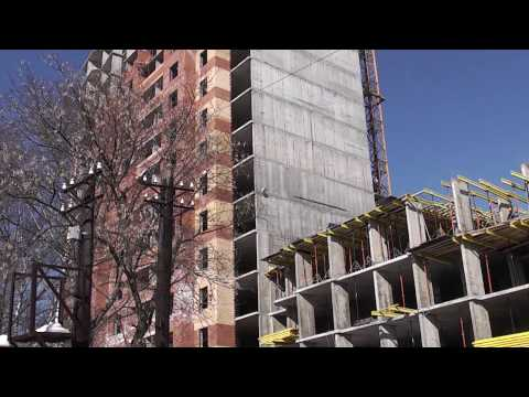 МОРТОН. Стройка 13марта 2010 (видео)