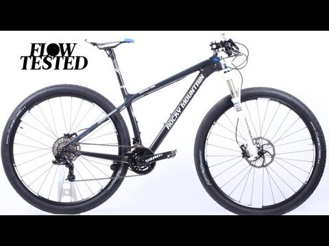 Bike Test: Rocky Mountain Vertex 990 RSL review – Flow Mountain Bike