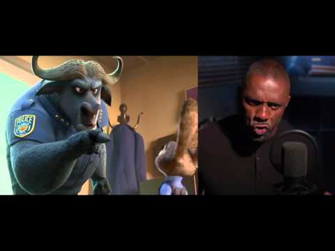 Zootopia (Featurette 'Cast')
