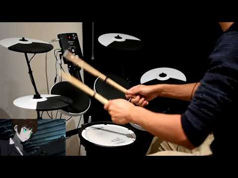 Psycho-Pass OP Full -【abnormalize】by Ling Tosite Sigure - Drum Cover