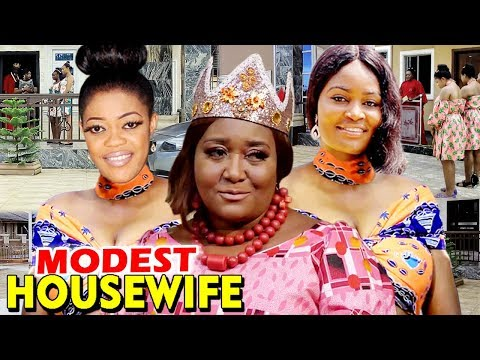 MODEST HOUSEWIFE SEASON 1&2 COMPLETE MOVIE (CHIZZY ALICHI) 2020 LATEST NIGERIAN NOLLYWOOD MOVIE