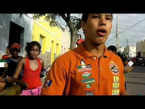 Junior Cão chegando em sua cidade natal Maravilha AL 8