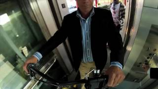 Trikke Electric Vehicles - LA Metro Station - YouTube