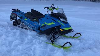 10. Behind The Scenes: 2018 Ski-Doo Renegade Backcountry X 850