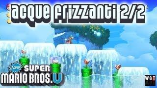 New Super Mario Bros. U Walkthrough ITA HD Acque Frizzanti 2-2