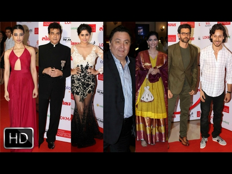 UNCUT - Style Icon Of Maharastra Lokmat Awards 2016