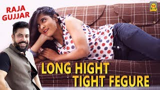 Long Hight Fegure Tight | Raja Gujjar, Divya Shah | Mr Monty | Latest Song 2019 | Trimurti