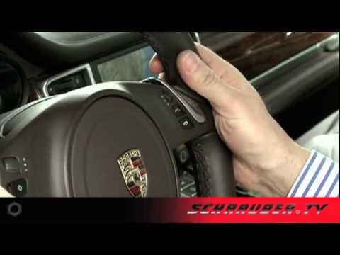 Porsche Panamera Turbo -        Hintergrundinfo Die neue vierte Baureihe – nach 911, Boxster/Cayman und dem sportlichen Geländewagen Cayenne...
