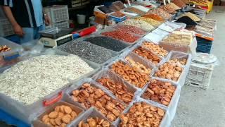 Ayvalik Turkey  city pictures gallery : Ayvalık Persembe Pazarı -Local market - Ayvalık Turkey