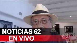 Una charla con Edward James Olmos – Noticias 62 - Thumbnail