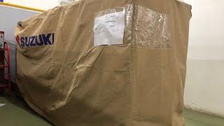 6. Unboxing 2018 Hayabusa