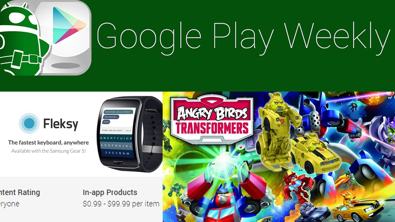 Play Store shows IAPs, FIFA 15 is out, protesters use Bluetooth chat apps! – Google Play Weekly