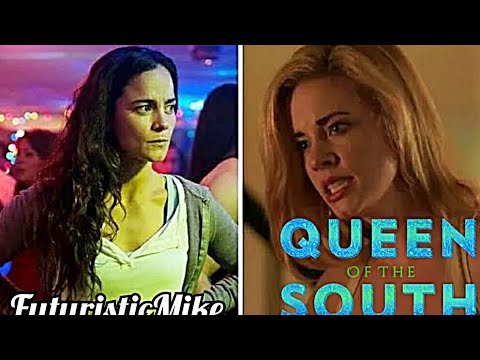 QUEEN OF THE SOUTH SEASON 5 | MOLLY BURNETT SHARES NEWS ABOUT FILMING STARTING AGAIN
