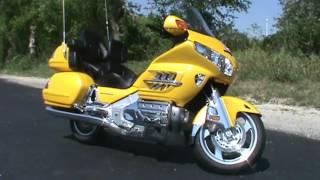 10. 2010 Honda Gold Wing Audio Comfort $17,499 #4390 Road Track and Trail LLC Big Bend WI 53103