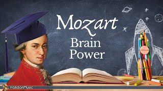 Video Mozart - Classical Music for Brain Power MP3, 3GP, MP4, WEBM, AVI, FLV Juni 2019