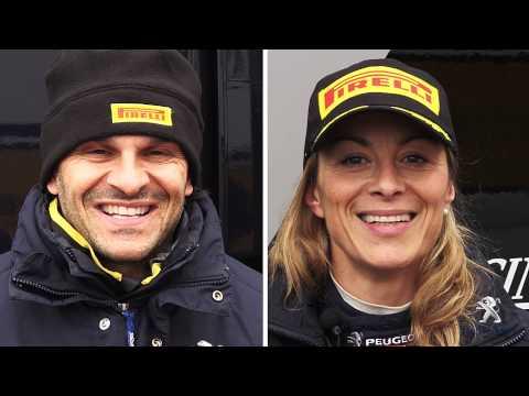 Monza Rally Show 2012 - Intervista doppia a Paolo Andreucci e Anna Andreussi